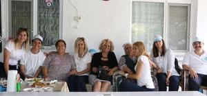 Manisa Büyükşehir'in sosyal doku ekibi kapı kapı geziyor