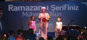 Alanya'da Ramazan etkinliği