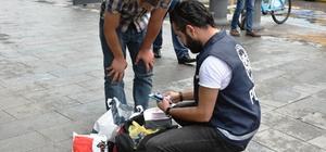 'Huzur Sokaklar' uygulamasında, 2 bin 203 kişi sorgulandı 34 araca, 8 bin 6 lira cezai işlem uygulandı
