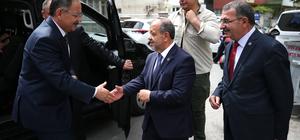 AK Parti Kayseri aday tanıtım toplantısı