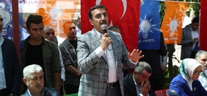 """Bakan Tüfenkci: """"Seçimler yaklaştıkça finansal operasyonlar artıyor"""" Gümrük ve Ticaret Bakanı Bülent Tüfenkci: """"Ayar çekmeye çalışanların ağzının payını vereceğiz"""""""