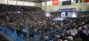 AK Parti Şanlıurfa Milletvekili Aday Tanıtım Toplantısı