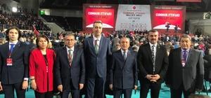 """MHP Malatya milletvekili adayları Ankara'da MHP Malatya İl Başkanı R. Bülent Avşar: """"Aday tanıtım toplantısı verimli geçti"""""""