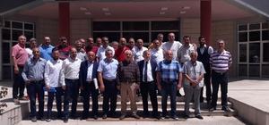 Yeni Amasyaspor'da Ali İhsan Üzüm güven tazeledi