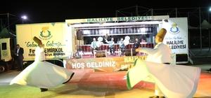 Haliliye Belediyesin ilçe genelinde programları devam etti