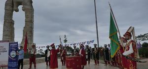 Trabzon'da Afrin şehitleri için hatıra ormanı oluşturuldu