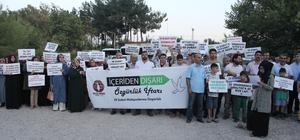 """Adana'da """"İçeriden Dışarı Özgürlük İftarı"""" programı"""