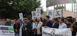 """""""28 Şubat tutukluları serbest bırakılsın"""" talebi"""