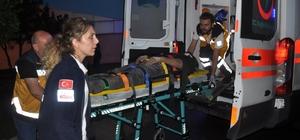 Kömür ocağında göçük: 1 yaralı