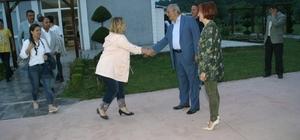 Başkan Semerci; iftarda personeli ile bir araya geldi