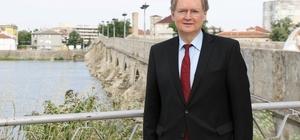 """AB Türkiye Delegasyon Başkanı Christian Berger: """"Sınır ötesi işbirliği son derece önemli"""" AB Türkiye Delegasyon Başkanı Berger ve beraberindeki AB üyesi büyükelçilerin Bulgaristan temasları"""