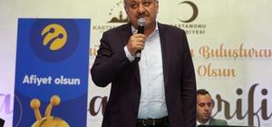 """Başkan Babaş, 5 bin 500 kişiyle birlikte iftar yaptı Kastamonu Belediye Başkanı Tahsin Babaş; """"Ülkemizin üzerinde oynanan oyunları birlikteliğimizle aşacağız"""""""