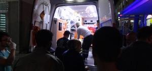 Kuzenlerin kavgasında kan aktı Misafirliğe gittiği kuzeninin evinde bıçaklandı