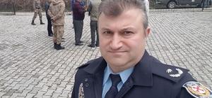 Başkomiser Bıyık, 4. Sınıf Emniyet Müdürlüğüne terfi etti