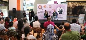 """Kadir Çöpdemir Forum Kayseri'de Oyuncu ve radyocu Kadir Çöpdemir: """"İnsan gerçek samimiyetini yansıtırsa, daha başarılı olur"""""""