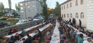 Malazgirt Belediyesinden iftarlar programı