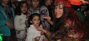 Hakkari'de çocuklara yönelik boyama etkinliği