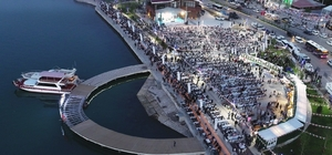 Van Gölü sahilinde unutulmaz Ramazan etkinliği Edremit'te Ramazan etkinlikleri yine dolu dolu geçti