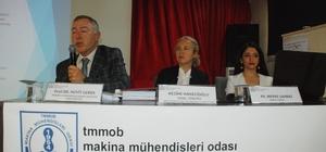'Şantiye Şefliğinin Hukuksal Boyutu' ele alındı