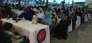 TİKA'dan Güney Amerika'daki Müslümanlara ramazan desteği