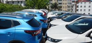 Araç kiralama şirketleri Trabzon'a yönlendi, 20 bin araç trafiğe çıkacak Arap turistlerin ilgisi Trabzon'da araç kiralama şirketlerinin sayısını arttırdı