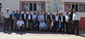 Sason'da Köyler Hizmet Götürme Birliği toplantısı yapıldı