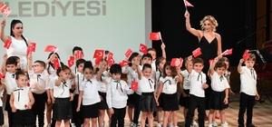 Konyaaltı Belediyesi Kreşlerinde yıl sonu heyecanı