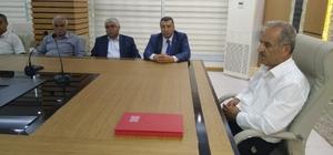 """Kayısıda rekolte tespit çalışmaları tamamlandı MTB Başkanı Özcan: """"Sonuçlar önümüzdeki günlerde kamuoyuyla paylaşılacak"""""""