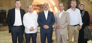 Başkan Çiftçi'den Halil İbrahim Sofrasına davet