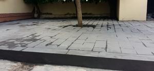 Yenişehir'de camiler onarılıyor