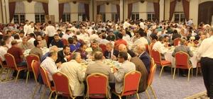 ERTV- ERSAN'ın geleneksel iftar programına yoğun katılım