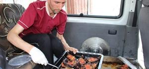 Çaldıran Belediyesinden 139 kişiye sıcak yemek