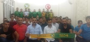 Adıyaman Ultraas 1954 taraftarlar kulübü kuruldu