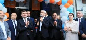 """Ordu Büyükşehir Belediye Başkanı Yılmaz: """"Gece gündüz demeden 24 saat çalışacağız"""""""