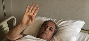 Milletvekili Şamil Tayyar ameliyat oldu