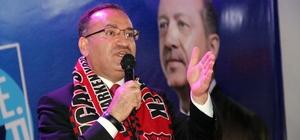 """Başbakan Yardımcısı Bozdağ: """"Büyükelçilerin gözünün içine bakarak mı Türkiye'yi yöneteceksiniz"""""""