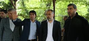 Bursa'daki sel ve heyelan