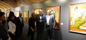 İran minyatürleri Türk ve İslam Eserleri Müzesi'nde