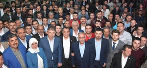 Muş'ta AK Parti seçim bürosunun açılışı yapıldı