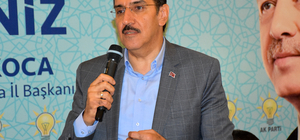"""""""Türkiye'yi erdem, irade ve cesaretle şaha kaldıracağız"""""""