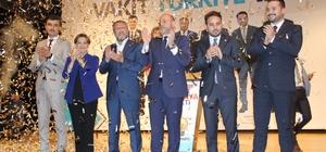 Kütahya AK Parti milletvekili adaylarını tanıttı