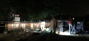 Başakşehir'de bavul içerisinde ceset bulundu