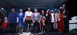 Fatsa'da Bekir Aksoy ve İrsel Çivit orkestrasından konser
