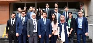 """Adana Adliyesi'nin şanslı savcı adayları 21 savcı adayı, adliyedeki çeşitli birimlerde görev yaparak mesleğe hazırlandı Başsavcı Yeldan: """"Savcı adaylarının mesleğe hazırlanması için etkili ve pratik programlar hazırladık"""""""
