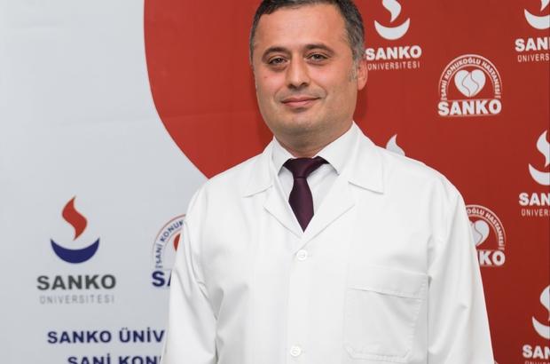 Doç Dr Erhan özyol Sanko Hastanesi Göz Hastalıkları Kliniğinde