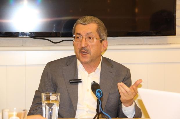 """Vergili, """"İYİ Parti yarını olmayan bir partidir"""" Karabük Belediye Başkanı Rafet Vergili: """"Recep Tayyip Erdoğan yüzde 61-65 arası oy alacaktır"""""""