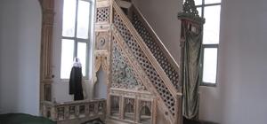 II. Abdülhamit döneminden  kalan cami restore ediliyor