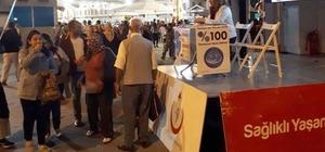 Kayseri'de 'Dünya Tütünsüz Günü' Etkinlikleri