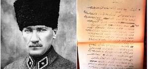 Atatürk'ün Kozan'daki katliamları protesto belgesi bulundu Mustafa Kemal'in, 31 Mart 1920 tarihinde Fransızların gözetiminde Ermeni silahlı komitacıların yaptığı katliamlar ve doğuracağı sonuçları İtalyan Haber Ajansı vasıtası ile dünya kamuoyuna duyurduğu belgenin Genelkurmay arşivinde olduğu ortaya çıktı