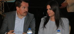 Bakan Sarıeroğlu Memur-Sen Adana buluşmasına katıldı